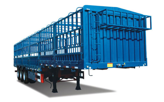Scientific Design Lorry Transport Side Wall Stake Semitrailers on Sale pictures & photos