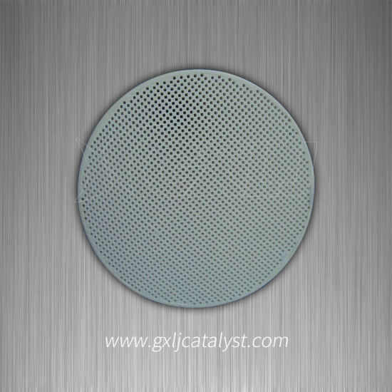 Cordierite DPF Diesel Particulate Filter (Ceramic Honeycomb) pictures & photos