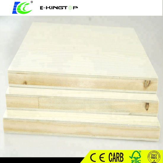 High Quality Furniture or Decoration Best Price Melamine Blockboard 1220X2440mm