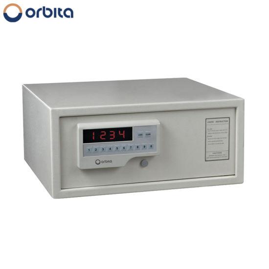 Electronic Safe With Digital Code Metal Bo For Hotel Deposit Obt 2045ma