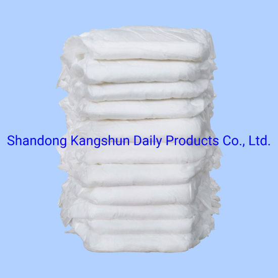 China Manufacturer Wholesale High Quality Breathable Adult Diapers with Magic Tape