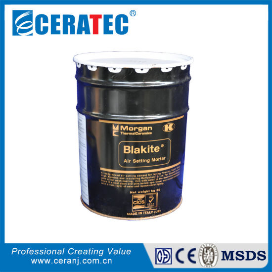 China Refractory Blakite Mortar Import Mortar Product - China High