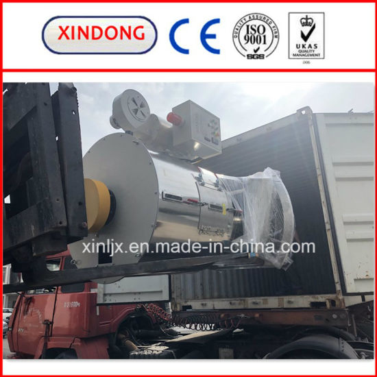 Made in China Vertical Hopper Plastic Granules Mixing Dryer
