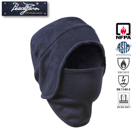 ASTM F1506 Protective Clothing Workwear for Fire Retardant Face Mask