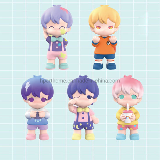 Small Popular ABS PVC Children Baby Dolls Premiums and Gifts Mould