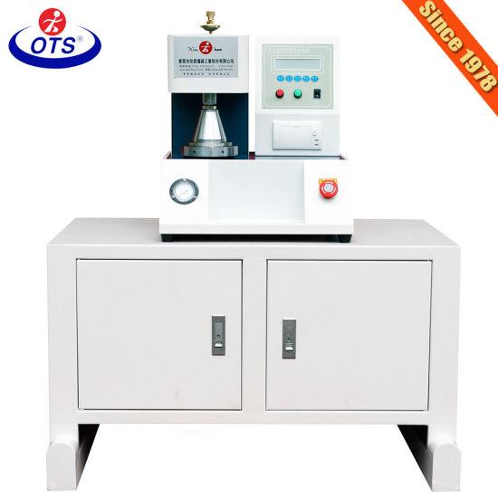 Automatic Cardboard Rupture Machine Bursting Strength Testing Equipment