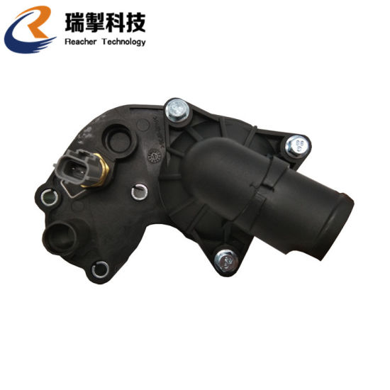 Thermostat Housing Fits Fo-RDS Mus-Tangs 2005-2010 4.0 V6 with Sensor OE 5r3z8592ba 2L2z8592ba