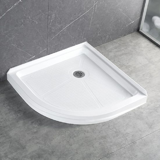 Black Bathroom Accessories Set Bathroom Accessories Wet Room Shower Base Cupc Shower Tray 36*36 in