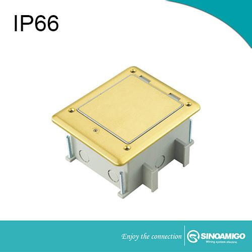 IP66 Rated Watertight Outdoor Floor Box