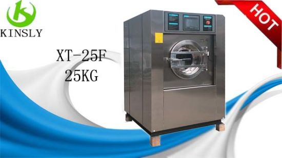 Commercial 25kg Automatic Laundry Washing Machine