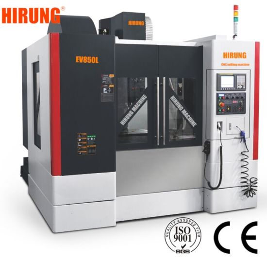 Sales 3 Axis Precision Vertical Cnc Milling Machine Ev850l