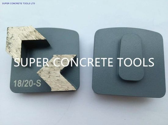 Diamond Concrete Polishing and Grinding Pads for Floor Grinding pictures & photos