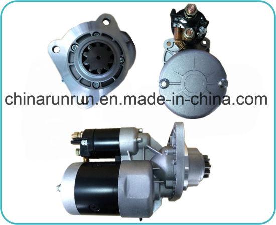 Qdj106c 9142740 12V 10t 3 0kw Starter Motor for John Deere 3 Cylynder Stock  20PCS
