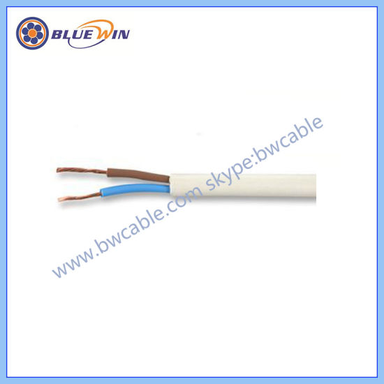 China 5 Conductor Flat Cable 5 Core Flat Cable 5 Wire Flat Cable ...