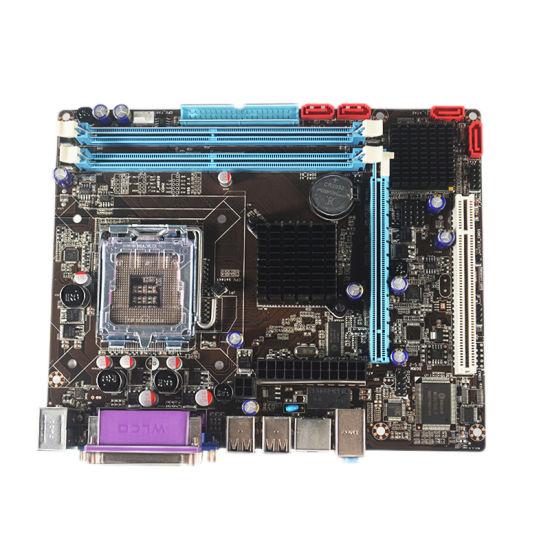 2018 Manufacturer Wholesale Intel G31 LGA775 DDR2 8GB Socket Mainboard