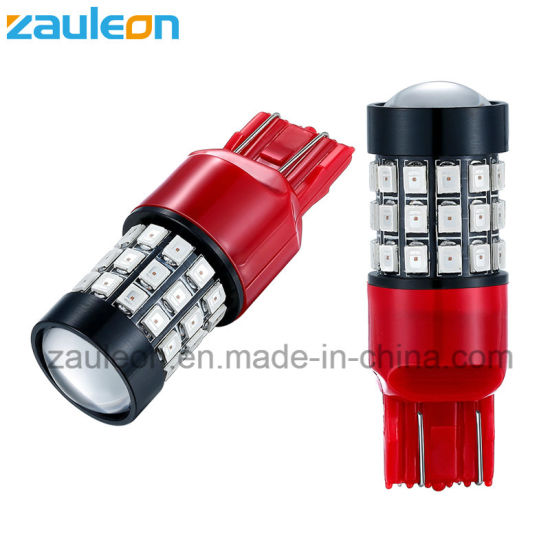 Car Accessories Replacement LED Bulb T20 7443 W21/5W 7440 W21W for Tail Light Rear Lamp