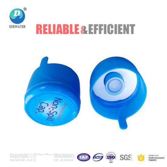 China Hot Sale Screw Plastic Cap 5 Gallon Water Bottle Cap