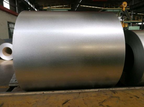 Zero Normal Big Spangle for Construction Cold Rolled Galvanized Steel Coil pictures & photos