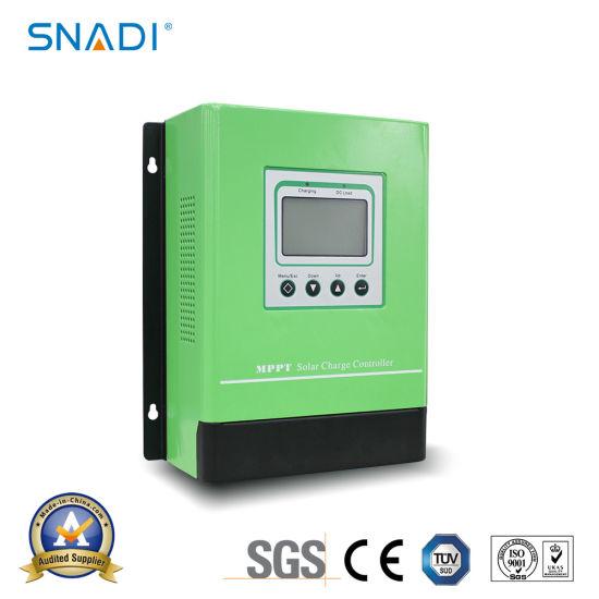 60A 12V 24V 48V MPPT Solar Charge Controller for Solar Power System