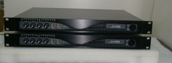 Four Channel Professional Digital Power Amplifier