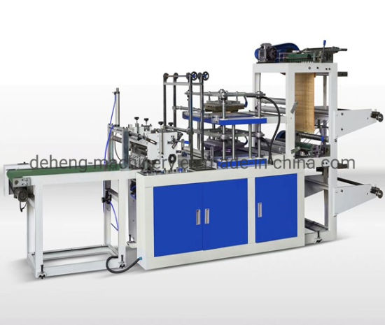 Full-Automatic Disposable PE CPE Plastic Medical Hygiene Gloves Making Machine
