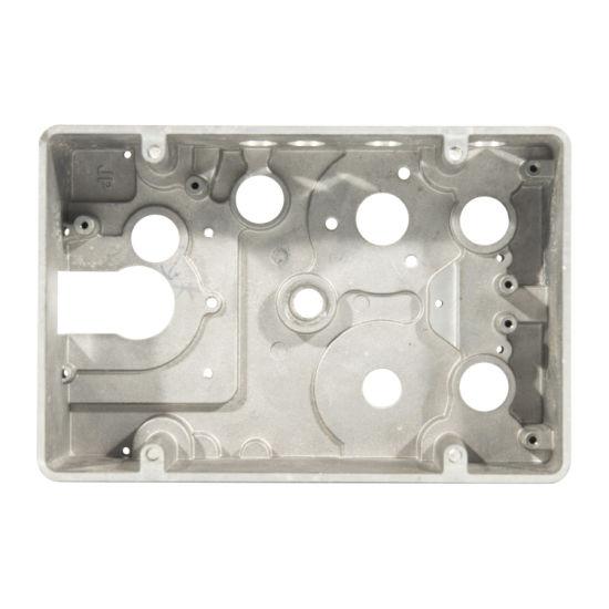 Fine Quality Small Quantity Aluminum Alloy Iron Die Casting