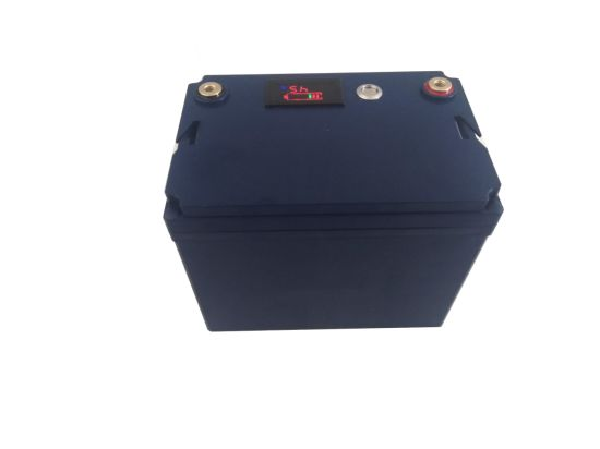 Lithium-Ion Rechargeable Battery for Fishing Marine Boat