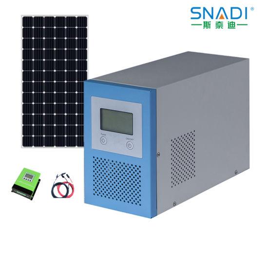 Snadi 300W 500W 700W 750W 1000W Solar Power Inverter Solar Generator