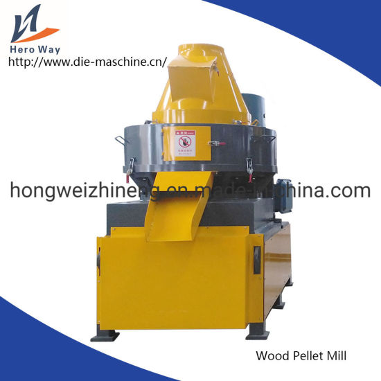 Different Capacity Wood Pellet Machine for Sale pictures & photos