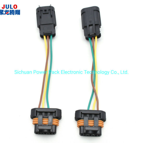 China 15-18 Polaris Rzr 900 to Rzr 1000 XP LED Headlight Conversion Wire Harness  Plugs - China Custom Wiring Harness, Wiring Harness Factory