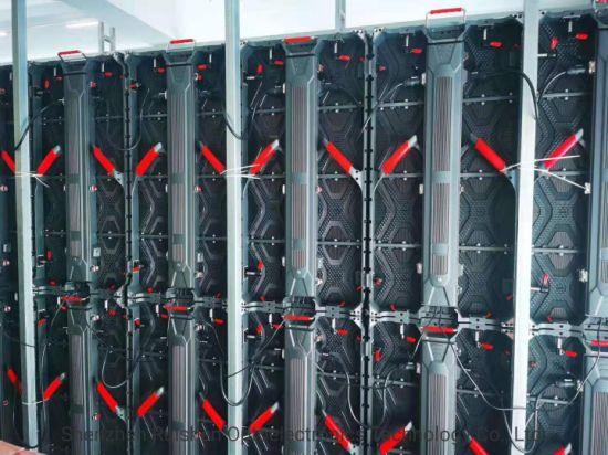 Outdoor Rental LED Display Screen for Stage Easy Installation and Disassembly LED Panel