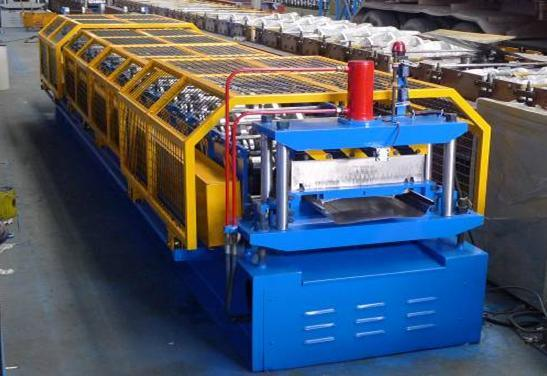 Yx71-478 Roll Forming Machine for Boltless Roof