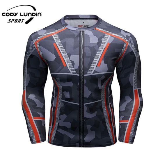 Wholesale New Design Bjj MMA High Quality Tshirts for Men