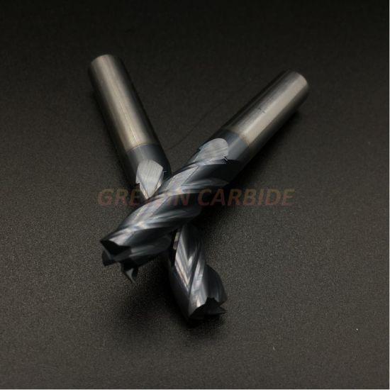 10mm HRC68 4Flute Milling Cutter End Mill Alloy Carbide Tungsten Steel  1PCS