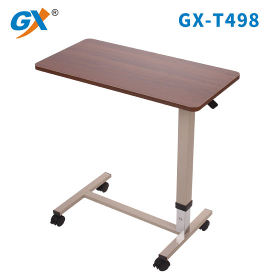 Adjustable Gas Spring Laptop Table for Bed
