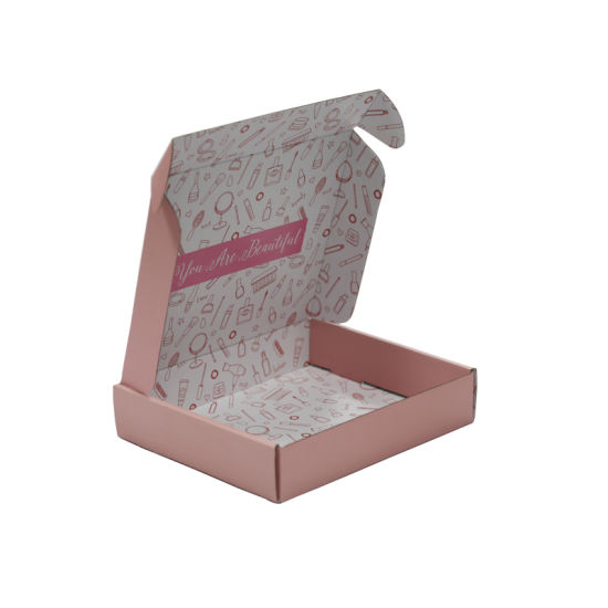 Tuck Top Shipping Carton Corrugated Paper Mail Box