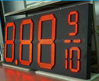 Gas Station Sign LED Petrol Price Digital Display Price USA Standard