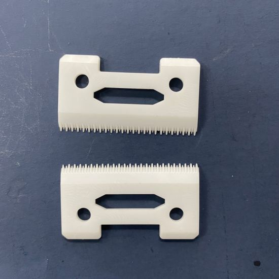 in Stock Stagger Teeth Clipper Blade Ceramic Cutter