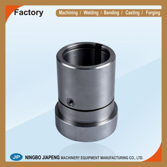 OEM/Mechanical/Precision/Customizable/Custom Platen Bushing Housing CNC Metal/Brass Processing/Spare Parts/Equipment/Fabrication/Machined/Machine/Machining Part
