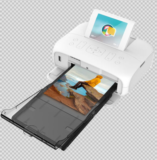CP4000 HPRT Color Printer Bluetooth Printer with Android iOS APP