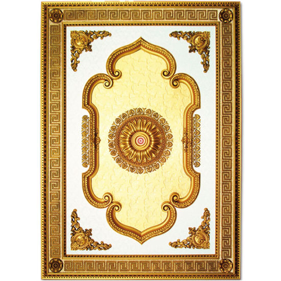 Banruo Artistic Ceiling Panel for Luxurious Decoration pictures & photos