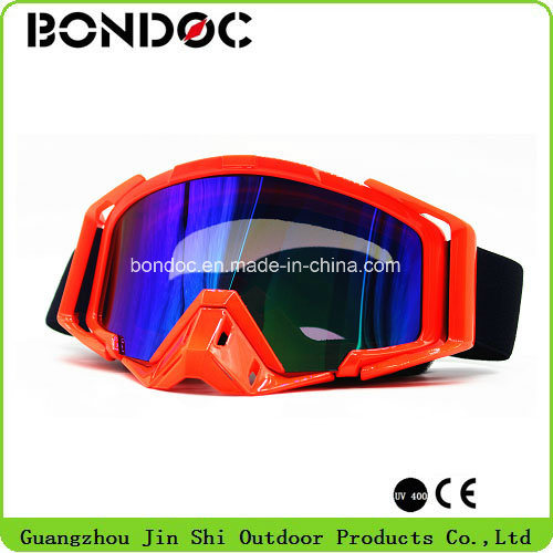 Customized Design Anti-Fog ATV Mx Motocross Goggles