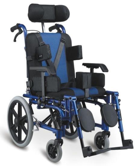 Durable Cp Wheelchair Strollers for Children
