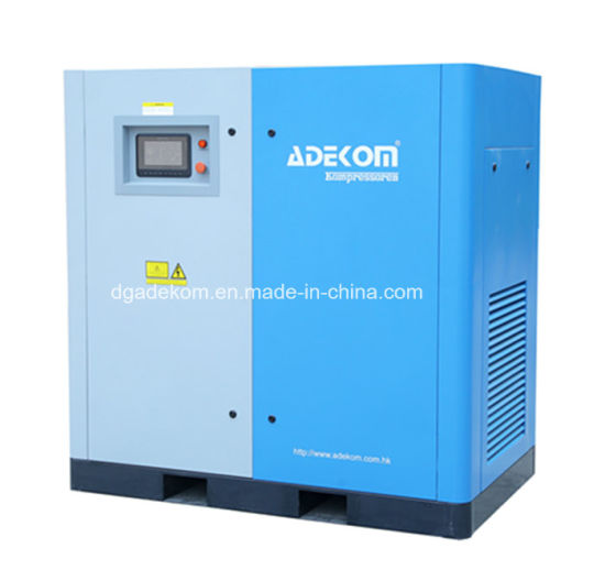 Water Cooled Rotary Lubricated Industrial Screw Air Compressor (KD75-13)