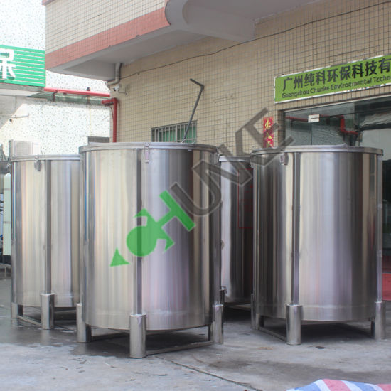 Stainless Steel 304 Chemical Water Storage Tanks Manufacturer