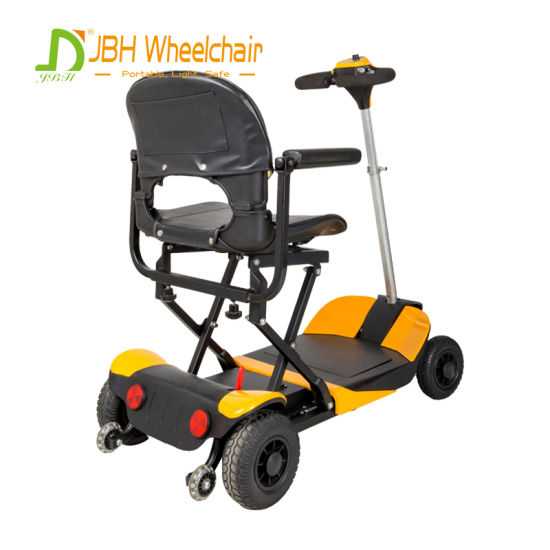Chinese Factory Small Wheel Best Snow Scooter for Old Man