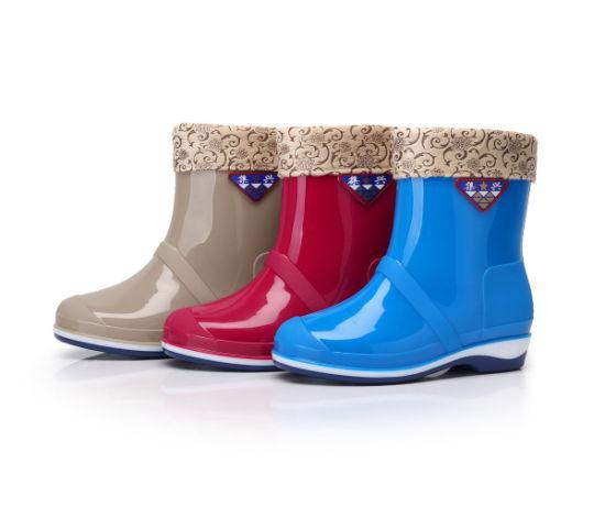023fdc4854cb 2019 Fashion Kid′s Rain Shoes PVC Children Rain Boots Chinese Supplier. Get  Latest Price