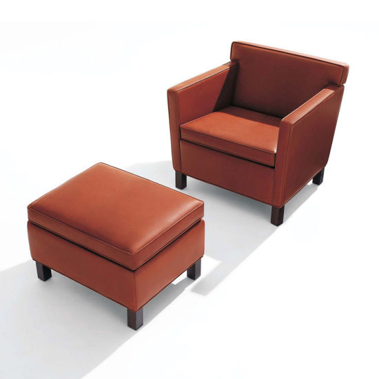 High Quality Modern Leather Office Sofa Design Single Sofa Chair For Sale - China Office Sofa, Office Leather Sofa   Made-in-China.com