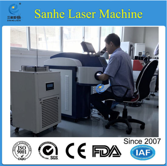 Price 300W Portable Mini Spot Gold Silver Jewelry Laser Welding Machine  Factory Price to India