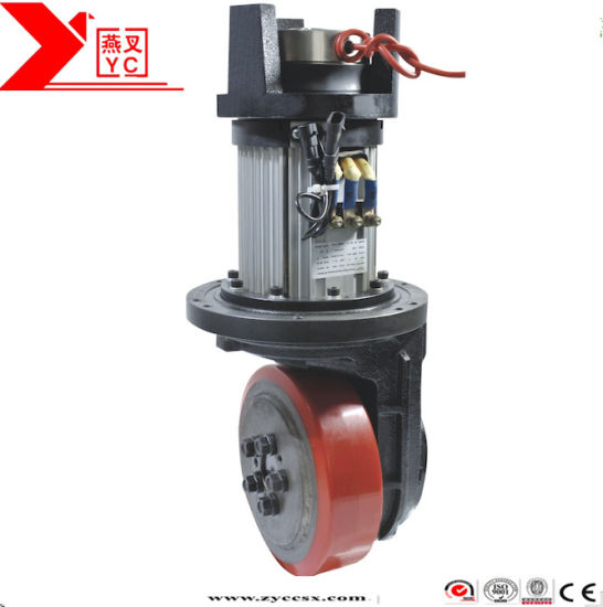 China Agv Vertical Drive Wheel Forklift Drive Unit Steer Motor Drive Wheel Assembly China Electric Forklift Parts Forklift Wheels